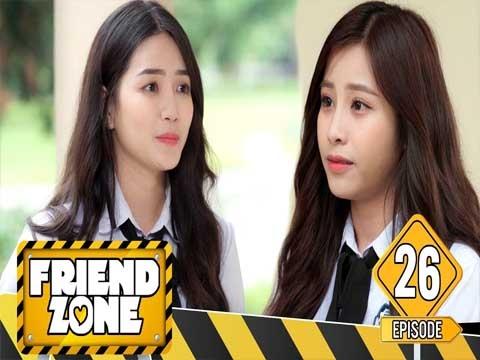 FRIENDZONE (TẬP 26):Nhật Minh Quyết Tâm Tỏ Tình Với Tường Vy