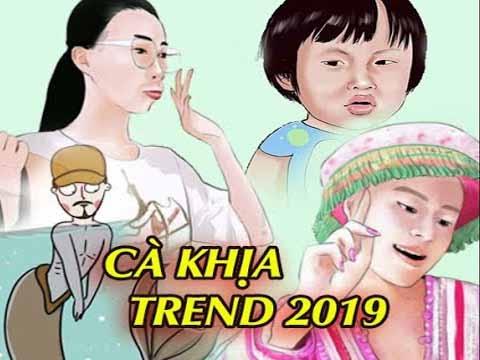 Bài ca cà khịa cả showbiz Việt hot nhất 2020