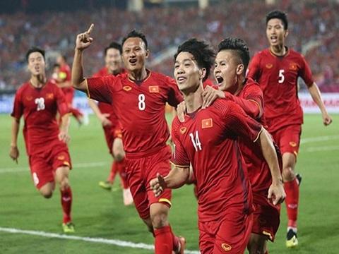 Chiêm ngưỡng 10 bàn thắng đẹp của ĐT Việt Nam trong năm 2019