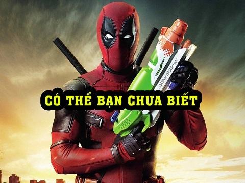 Top 10 thứ quái dị về Deadpool có thể bạn chưa biết