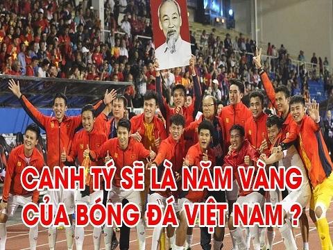Cơ hội, mục tiêu, thách thức của bóng đá Việt Nam năm Canh Tý 2020