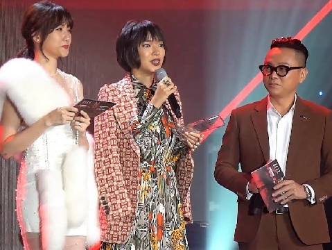 10 sự cố độn thổ của MC Việt trên sóng trực tiếp: Hari Won đứng top!