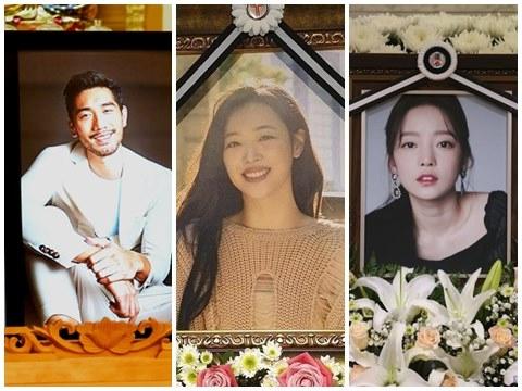 2019, Showbiz châu Á vĩnh biệt hàng loạt cái tên đình đám