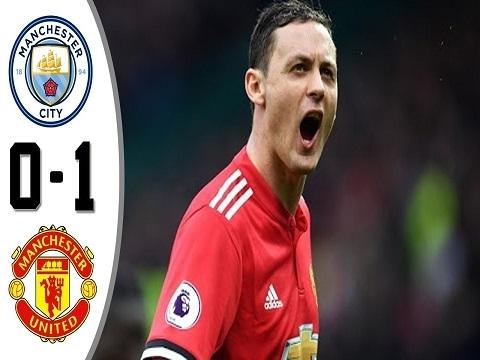 Man City 0-1 M.U: Đánh bại 'Man xanh', MU vẫn chia tay League Cup