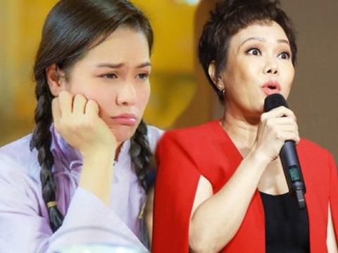 Trấn Thành Việt Hương và những lần giận tím mặt vì thí sinh
