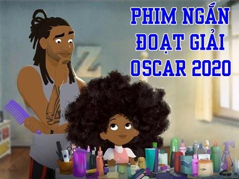 'Hair Love': Bộ phim hoạt hình ngắn thắng giải Oscar 2020