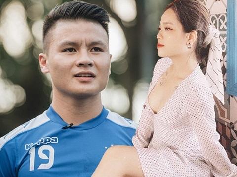 Bạn gái Quang Hải đốn tim fan bằng giọng hát ngọt ngào