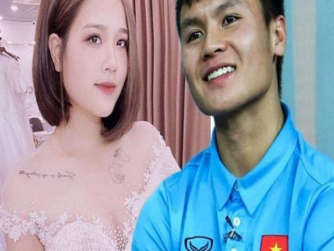 Quang Hải và bạn gái tin đồn lộ hình xăm đôi