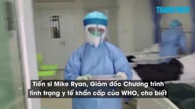 WHO- 'Mọi tình huống đã được dự trù' về dịch COVID-19 tại Trung Quốc