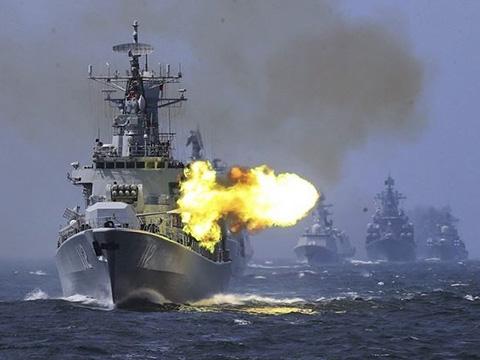 Hạm đội hải quân nhiều phản lực ''xịn'' nhất của Trung Quốc