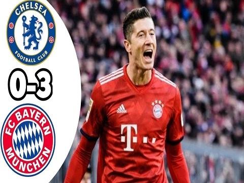 Chelsea 0-3 Bayern Munich: Ác mộng tại Stamford Bridge