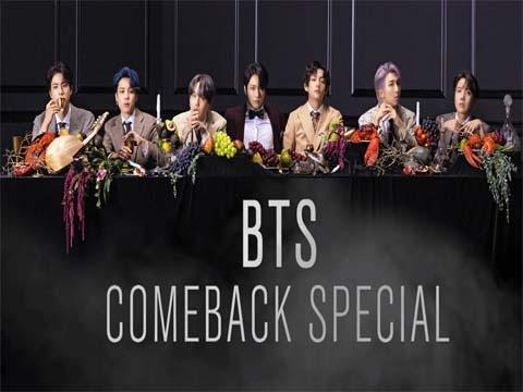 MCountdown đánh úp fan với màn comeback 'On' đặc biệt của BTS