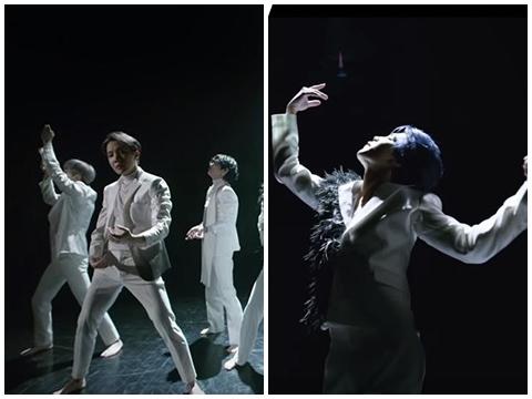 BTS trổ tài ballet đẹp ngất ngây trên nền nhạc ca khúc mới