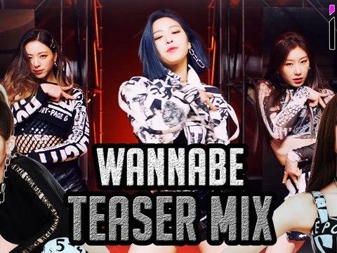 ITZY tung teaser ''WANNABE'' cực sexy quậy tưng bừng phố xá