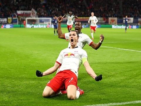 RB Leipzig 3-0 Tottenham (Vòng 1/8 Champions League)