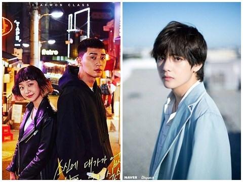 V (BTS) hát nhạc phim 'Itaewon class' khoe khả năng tiếng Anh cực hay