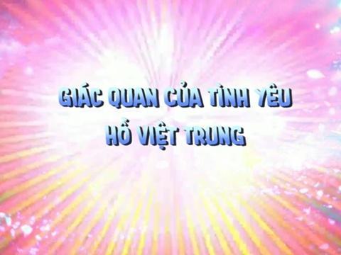 Giác Quan Của Tình Yêu - Hồ Việt Trung