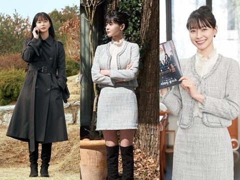 Ảnh hậu trường gây bão của nữ phụ hot nhất 'Itaewon Class' ở tập cuối