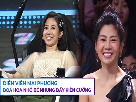 Những hình ảnh cuối cùng của diễn viên Mai Phương trên sóng truyền hình