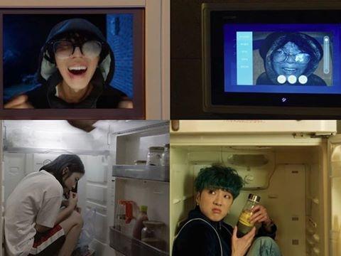 WINNER tái xuất với MV remake ''Ký sinh trùng'' rùng rợn