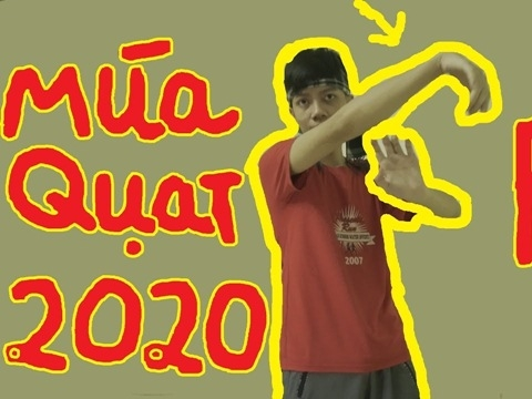 MÚA QUẠT 2020 FULL HAI PHÚT HƠN