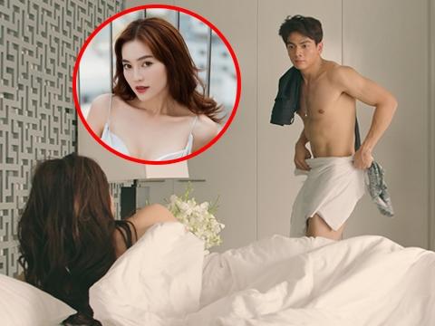 Ninh Dương Lan Ngọc tiết lộ chuyện 'xấu hổ' khi chung giường với bạn diễn