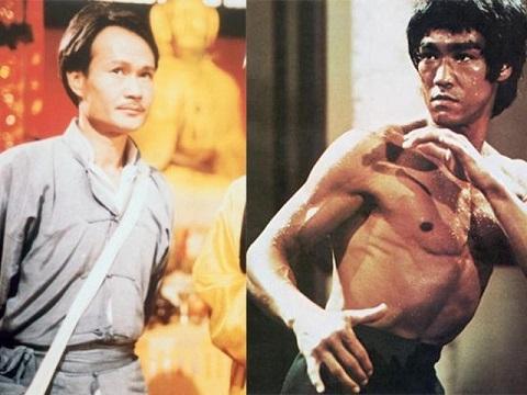 Clip hiếm: Lý Tiểu Long thị phạm cùng 'ông hoàng phim cương thi' Lâm Chánh Anh