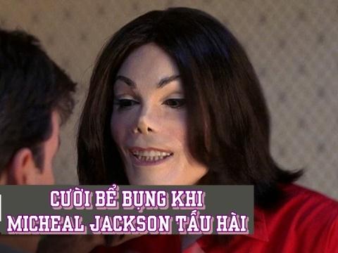 Đánh nhau với ông hoàng nhạc Pop Michael Jackson và cái kết!