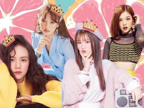 4 nàng 'công chúa' Vpop từ giọng hát đến visual đều xuất thần