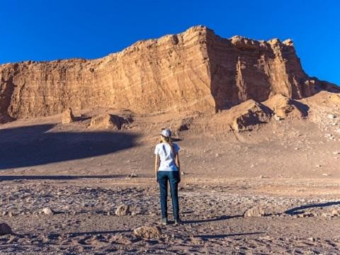 Hoang mạc khô cằn nhất hành tinh