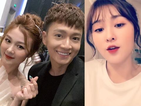 'Bạn gái tin đồn' của Ngô Kiến Huy lộ clip hát live loạt hit đỉnh