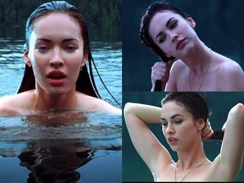 Clip: Megan Fox tắm tiên trong phim kinh dị 18+ bỗng Hot trở lại