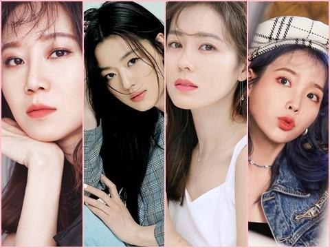 Top 5 nữ diễn viên đắt giá nhất Hàn Quốc năm 2020