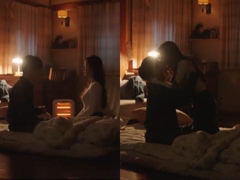 Phát sốt với cảnh nóng 2 phút của Park Min Young - Seo Kang Joon