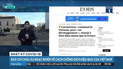 Báo châu Âu ngạc nhiên về hiệu quả chống virus Corona của Việt Nam