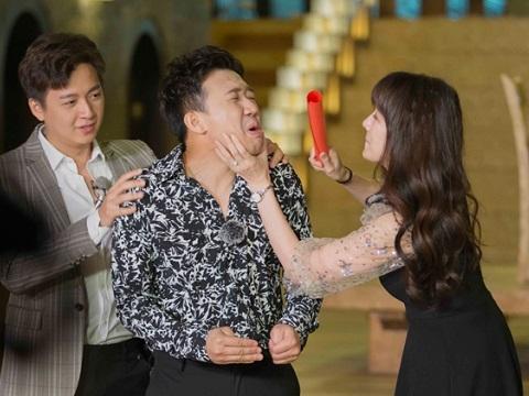 Mẹ trẻ Hari Won lỡ ''chửi'' bằng tiếng Hàn gặp ngay chị gu gồ bất đắc dĩ