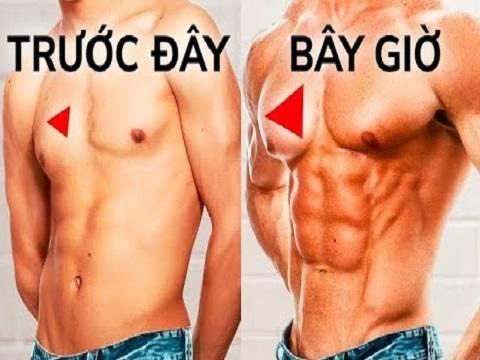 10 phút luyện tập toàn cơ thể mà chẳng cần đến phòng gym (P1)
