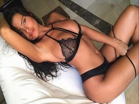 Eva Padlock: Người mẫu nóng bỏng yêu ĐT Tây Ban Nha