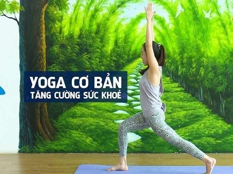 5 phút mỗi ngày với bài tập Yoga tăng cường hệ miễn dịch chống COVID-19