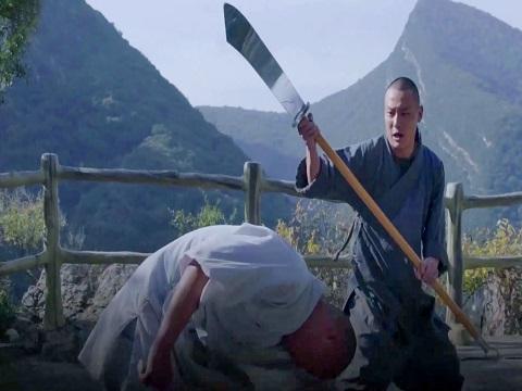 Võ tăng Thiếu Lâm khổ luyện trường đao ra sao?