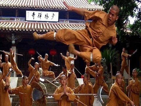 Tại sao rất khó đánh bại 1 cao tăng Thiếu Lâm Tự (P2)