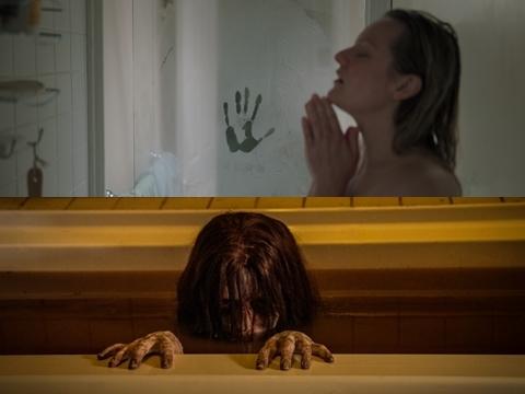 Những kiểu 'dọa ma' trong phòng tắm