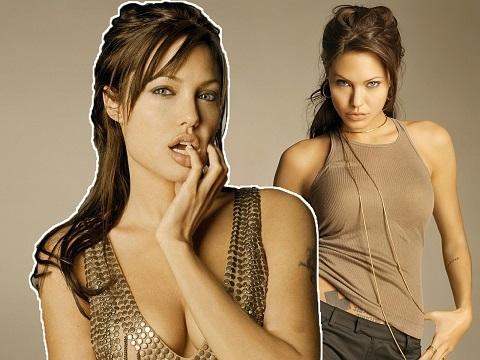 Cảnh quay ngực trần của Angelina Jolie khiến ê-kíp phim ngượng ngùng