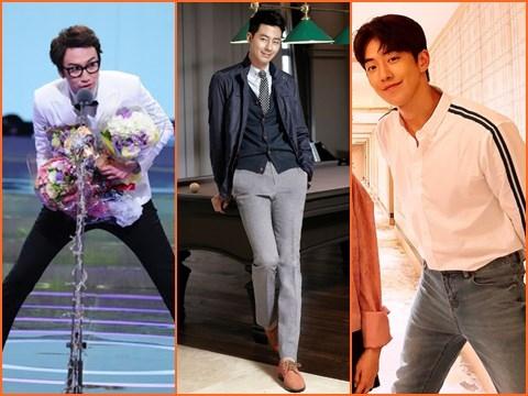 """Hội nam diễn viên là """"người khổng lồ"""" trên màn ảnh Hàn"""
