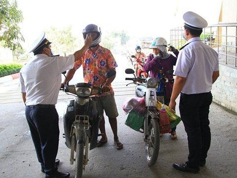 Phát hiện 1 người mắc Covid-19 ở Tây Ninh, 17 người bị cách ly
