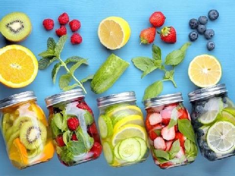 3 loại nước giúp giảm cân nhanh nếu uống trước khi đi ngủ