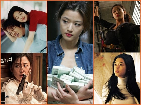 Jeon Ji Hyun: Siêu trộm thượng hạng
