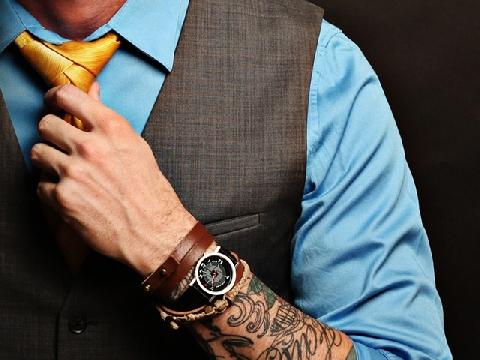 10 kiểu thắt cà vạt lạ mắt dành cho nam giới