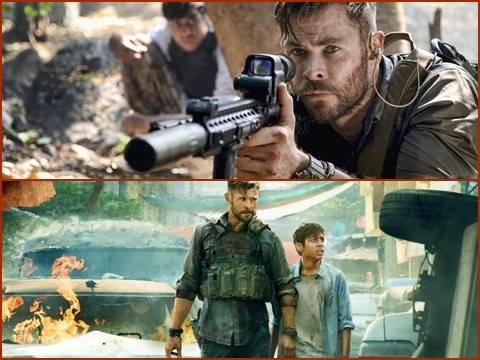 'Thor' Christ Hemsworth 'lấn sân' sang Netflix đã lập ngay kỉ lục view
