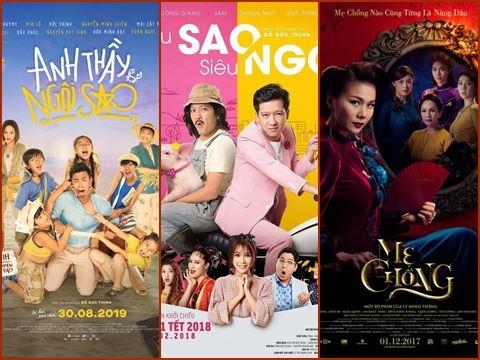 Phim điện ảnh Việt được Netlix mua bản quyền phát sóng (Phần 2)